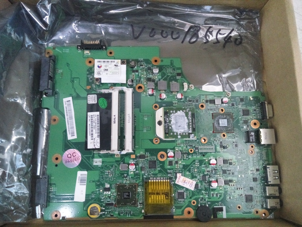 L500D L505D V000185540 V000185580 V000185210 connect with motherboard full test lap connect board k000087420 motherboard for toshiba satellite l500d l505d la 4971p l19 kswae page 7