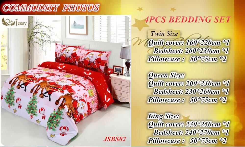 Home Textiles 4pcs Bedding Sets include Duvet Cover Bed Sheet Pillowcase Queen King Twin Size Comforter Bedding Sets Bed Linen (2)