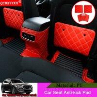 Car Styling QCBXYYXH For Mazda 2th CX 5 2017 2018 Auto Interior Seat Protector Side Edge