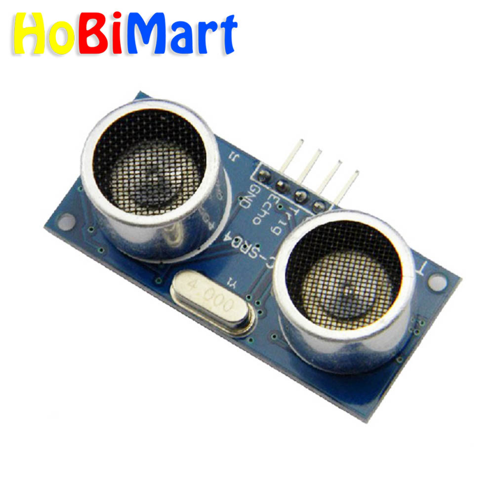 Ultrasonic Sensor Distance Module Ultrasound Distance Measuring HC-SR04 Ultrasonic Sensor Module HK Post Free 100pcs/lot #J033-2