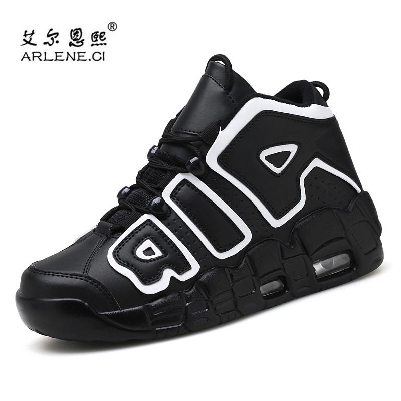 86d7594a884 2018 Basketball Shoes for Men High-top Sports Air Cushion Jordan Basket  Hombre Athletic Shoes