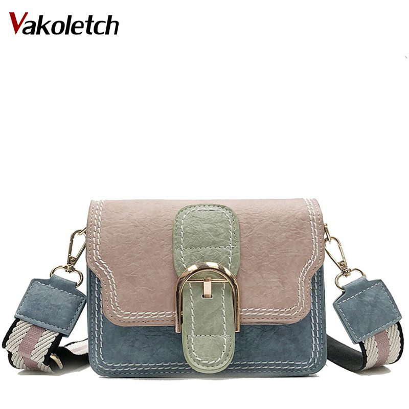 High Quality Bags Female Shoulder Bag Woman CrossBody Bag Small Retro Casual Women Messenger Bags Women Designer Handbags KL485