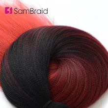 Sambraid Easy Braid synthetic Braiding Hair Extensions Pre-S