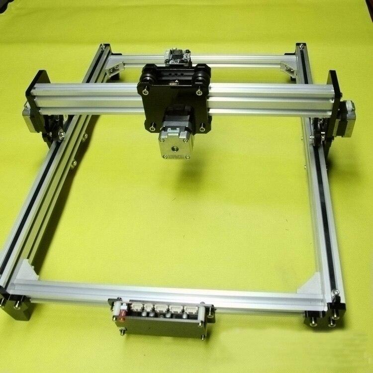 Новый 0,5 Вт 5,5 Вт 10 Вт 15 Вт DIY лазерный гравер машина L3 гравировальный станок, дерево маршрутизатор как рождественский подарок для детей и сем