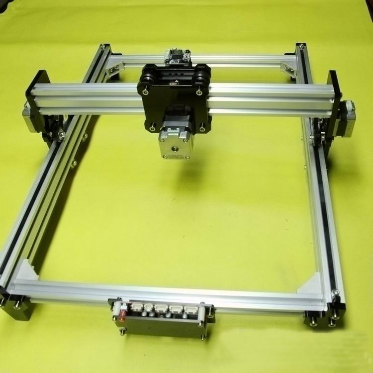 Новый 0,5 Вт-5,5 Вт 10 Вт 15 Вт DIY лазерный гравер машина L3 гравировальный станок, дерево маршрутизатор как рождественский подарок для детей и сем...