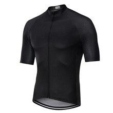Лето короткий рукав Mtb велосипед Велоспорт Джерси 2019 Ropa Ciclismo велосипедная Одежда Мужская черная дышащая рубашка Hombre Maillot