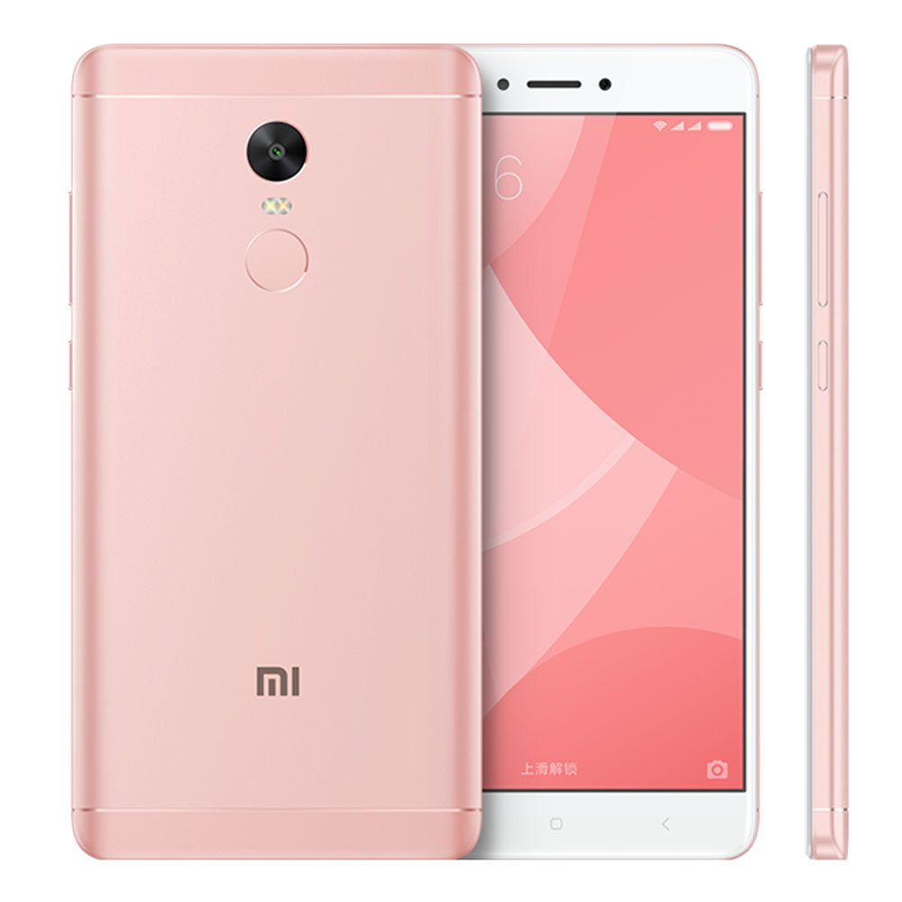 Xiaomi Redmi Note 4x 4100mah 32gb 64gb 55 Smartphone 130mp Dual 3s Prime 3gb Gold Original Ram Rom Mobile Phone Specs Img2