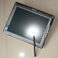 Автомобиль диагностики ноутбука Новое поступление LE1700 Tablet PC (прочный, сенсорный экран, 4 ГБ) сканер для BMW ICOM