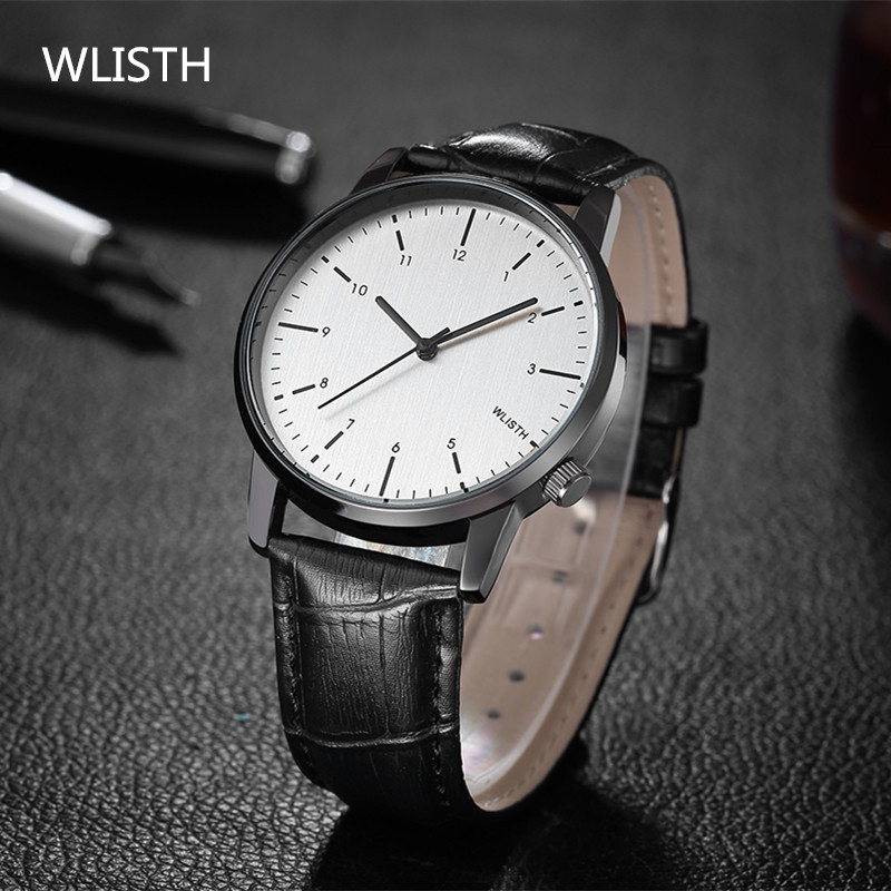 (sihai)Hot sale Fashion Military watch Fashon Style Analog Dial Leather Band Quartz Casual Outdoor Sport Men watch Reloj mujer
