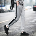 2017 Fashion Autumn Winter Men Pants Brand Clothing Male Casual Fitness Sweatpants Trousers Baggy Warm Tactical Pants Plus Size