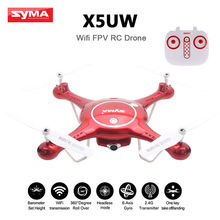 Original Syma X5UW Wifi FPV RC Quadcopter 6-axis Drone 720P Camera RTF Barometer Free shipping