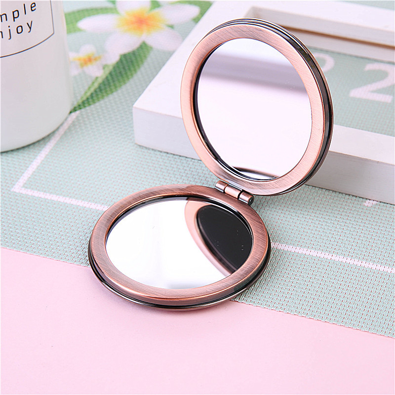 Top Quality Double Sided Mini Portable Stainless Steel Pocket Make