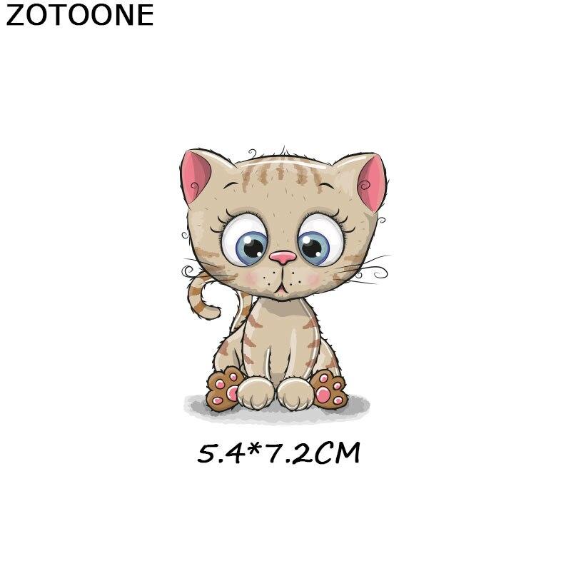 """ZOTOONE железные нашивки на одежду Diy полоски 3D аппликация """"Девочка"""" теплопередача для украшения из ткани наклейки для детей G - Цвет: 1095"""