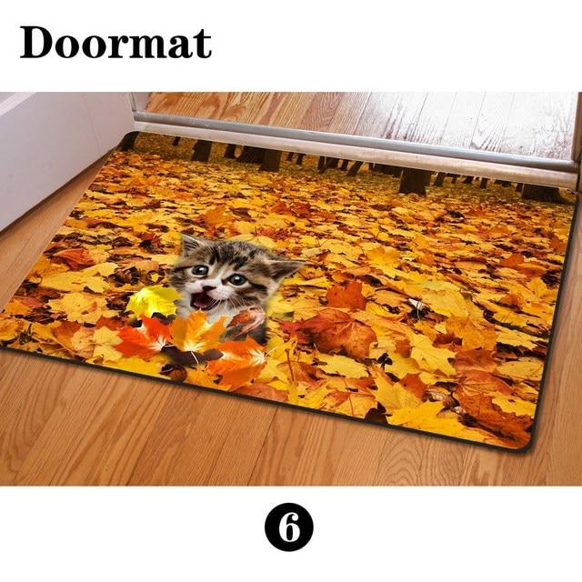 Mode Schlafzimmer Fußmatten rutschfeste Eingang Doormate Pad ...