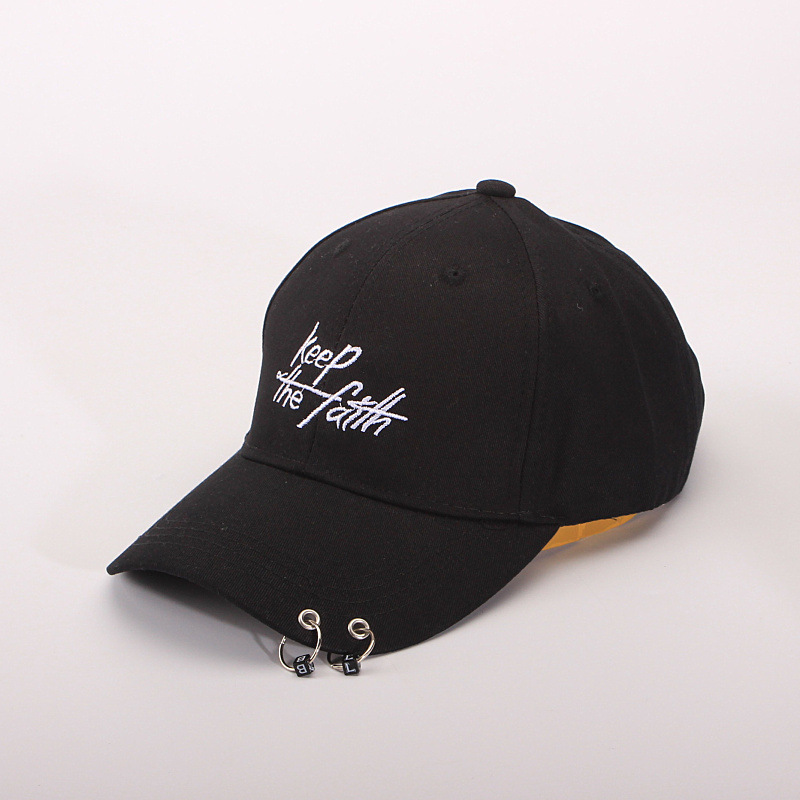 I AM Negan Musician Logo Classic Adjustable Cotton Baseball Caps Trucker Driver Hat Outdoor Cap Gray
