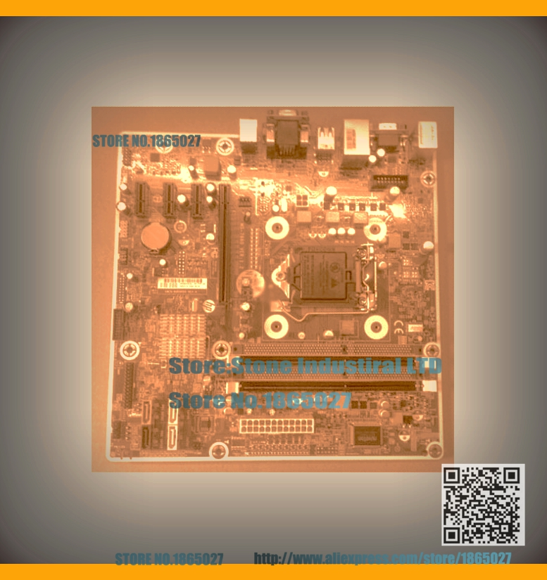 ФОТО MS-7860 VER:1.2 780323-001 718775-001 718775-002 A1150 H81 Desktop Mainboard 100% Tested Good Quality