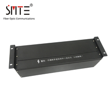 19 inch Rack power distribution unit box leakage protector 3U air switch cabinet power 483x135x130 mm with kits