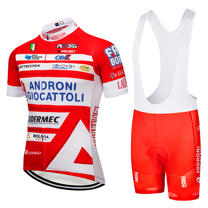 Promotions Pro Summer 2019: 2019 Red Andro Team Summer Pro Sporting Racing UCI World