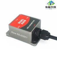 LCA316T solo eje de salida digital sensor de ángulo de inclinación, ángulo de inclinación del módulo