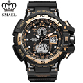 SMAEL Men's Watches Top Brand Luxury Quartz Digital Watch Men Clock Male Military Sports Waterproof Wristwatch Relogio Masculino