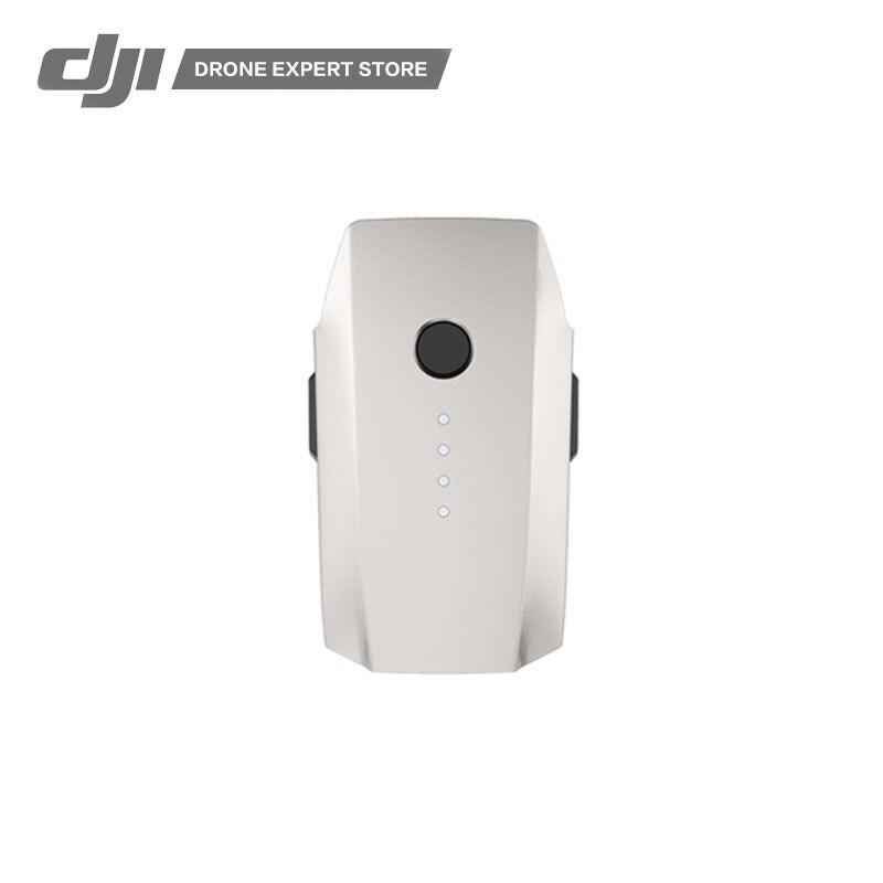 DJI Original Mavic Pro Platinum Intelligent Flight battery саморазрядная защита от перезаряда и разрядки