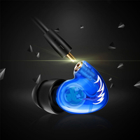 F1 Pro Sport Headset HIFI Noise Cancelling Bass Music Stereo Earphone With Microphone For Iphone Samsung