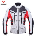 DUHAN  Motocross Riding Equipment Gear Cold-proof Moto Waterproof Jacket Outdoor Men's Sports Jacket