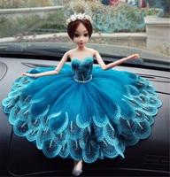 CÔ GÁI MÓN QUÀ Đảng Dress Doll CON SỐ CHƠI SET KID BỨC TƯỢNG NHỎ BÚP BÊ ĐỒ CHƠI MÔ HÌNH MIỄN PHÍ VẬN CHUYỂN