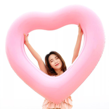 Love swimming circle swimming pool fun festival entertainment gifts inflatable water swimming circle travel photo swimming
