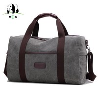MTG Brand Men Travel Bags Large Capacity Female Women Luggage Travel Duffle Bags Male Canvas Big