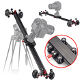 120cm DSLR Video Camera Slider Latour Professional High Precision Moving Dolly Track Slider For Video Shooting