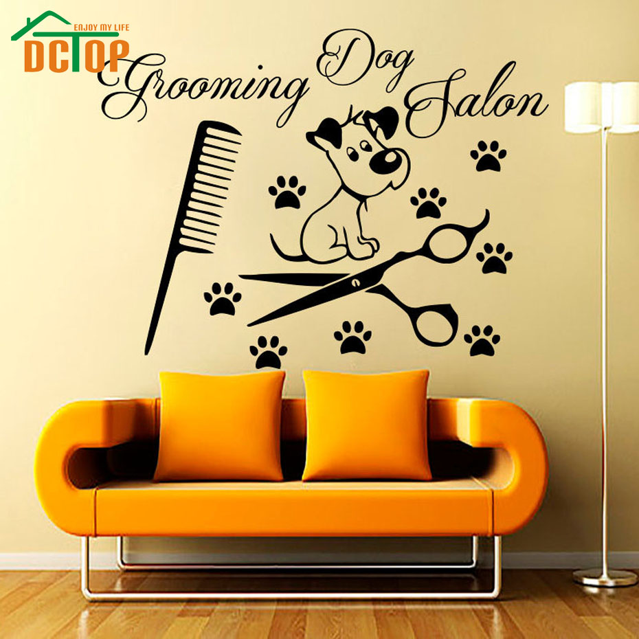 Old Fashioned Dog Themed Wall Decor Image Collection - Wall Art ...