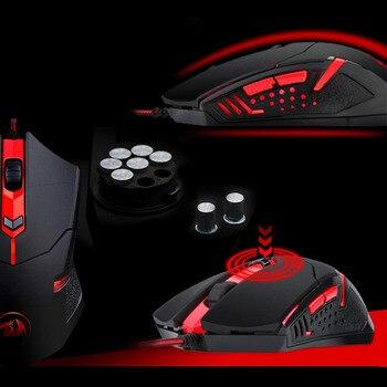 Juego De Teclado Y Ratón Para Juegos Combo S101 RGB LED, Teclado Retroiluminado Y Ratón Para Juegos Y Teclado Silencioso