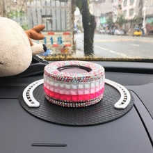 Lady Beautiful Car Perfume Seat Recyclable Jewelry Air Refreshing Agent For Conditioner Styling Accessories