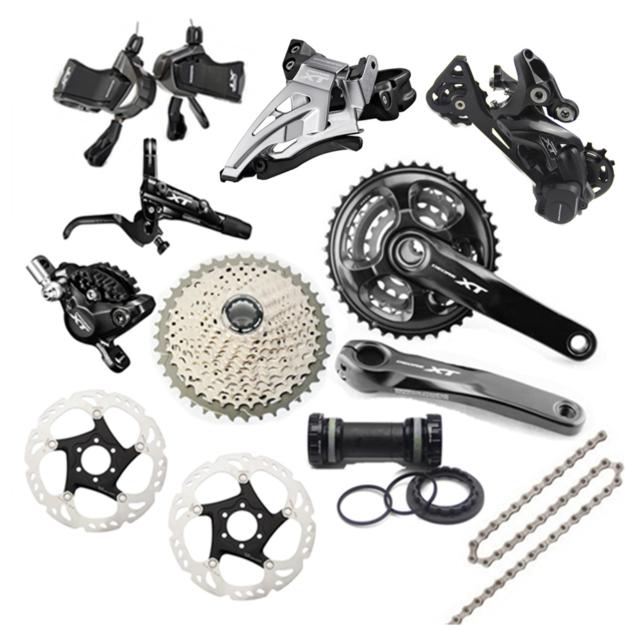2019 Latest Design Shimano Xt M8000 11 Velocità 11-40t Sporting Goods Bicycle Components & Parts