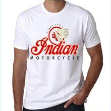 summer 2019 Vintage Indian Motorcycle tank of Metro Milwaukee headdress T-