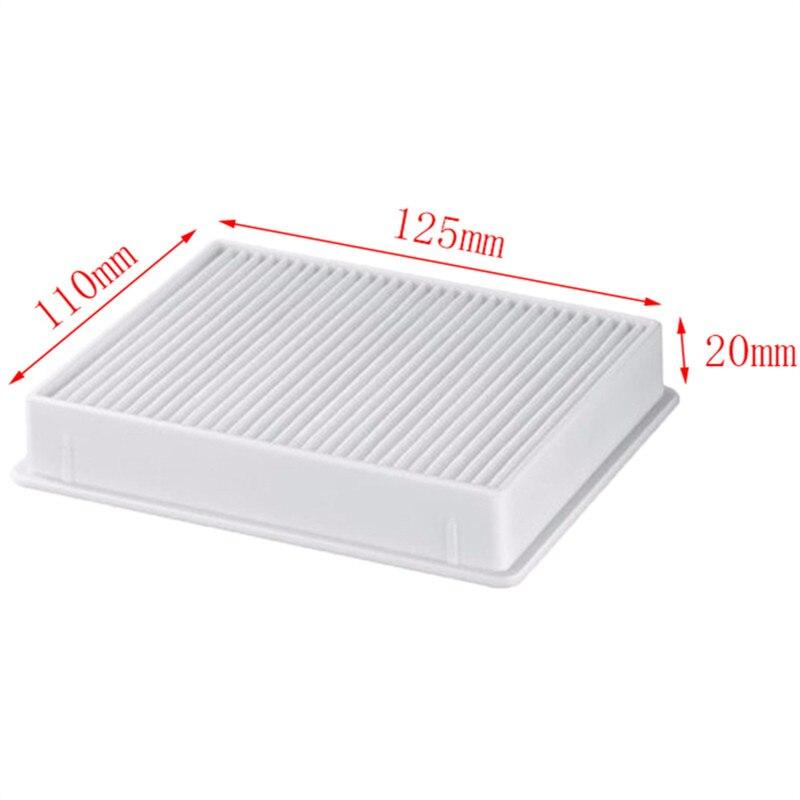 Vacuum Cleaner dust filter HEPA H11 DJ63-00672D Filter for Samsung SC4300 SC4470 White VC-B710W... cleaner accessories parts vacuum cleaner hepa filter gy308 gy309 gy406 gy 408 129x148mm