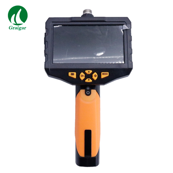 """Multifuncional de grabación Digital de vídeo del endoscopio NTS300 Dia 3,9mm 4,3 """"Pantalla LCD"""