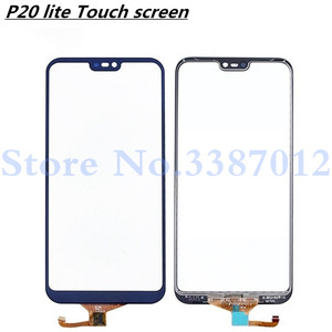 5.84'' Replacement High Quality For Huawei P20 Lite Touch Screen Digitizer Sensor Outer Glass Lens Panel