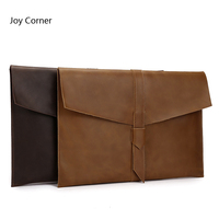 Leather Folder Documents Carpeta De Documentos Documents Folder A4 Office Supplies Organizer File Bag Organiseur Document