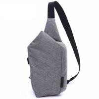 Unisex Mini Crossbody Bag Zipper Small Shoulder Messenger Bag Chest Bag For Chuwi Hi8 Pro Vi8
