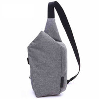 Unisex Mini Crossbody Bag Zipper Small Shoulder Messenger Bag Chest Bag For Chuwi Hi8 Pro Vi8