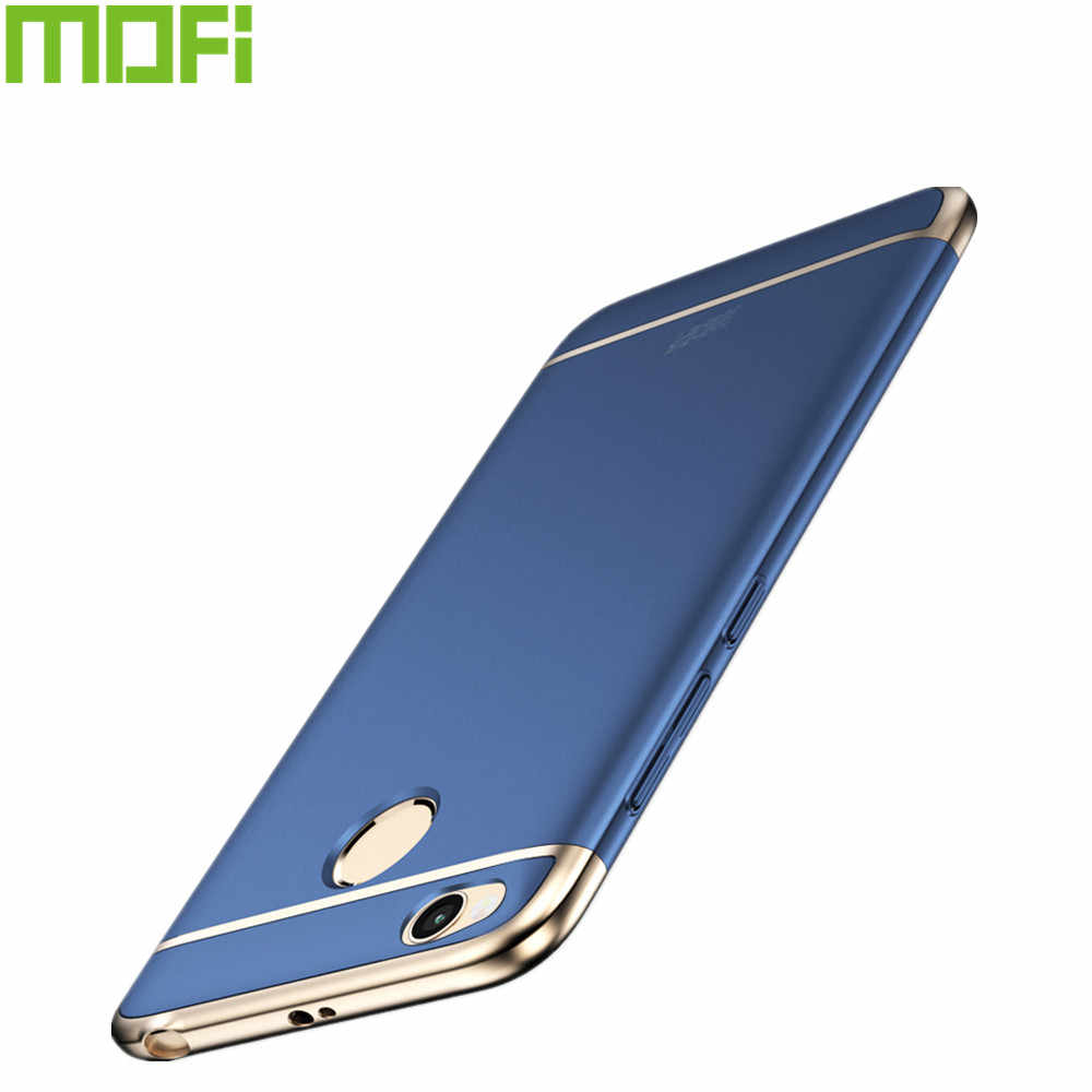 Xiaomi redmi 4x case original MOFi xiaomi redmi 4 x pro cover back protection capas redmi 4x hard cases 4 X 5.0 inch