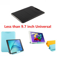SD PU Leather Sleeve Case For IPad AIR 2 Tablet Bag 9 7 Inch Universal Cover
