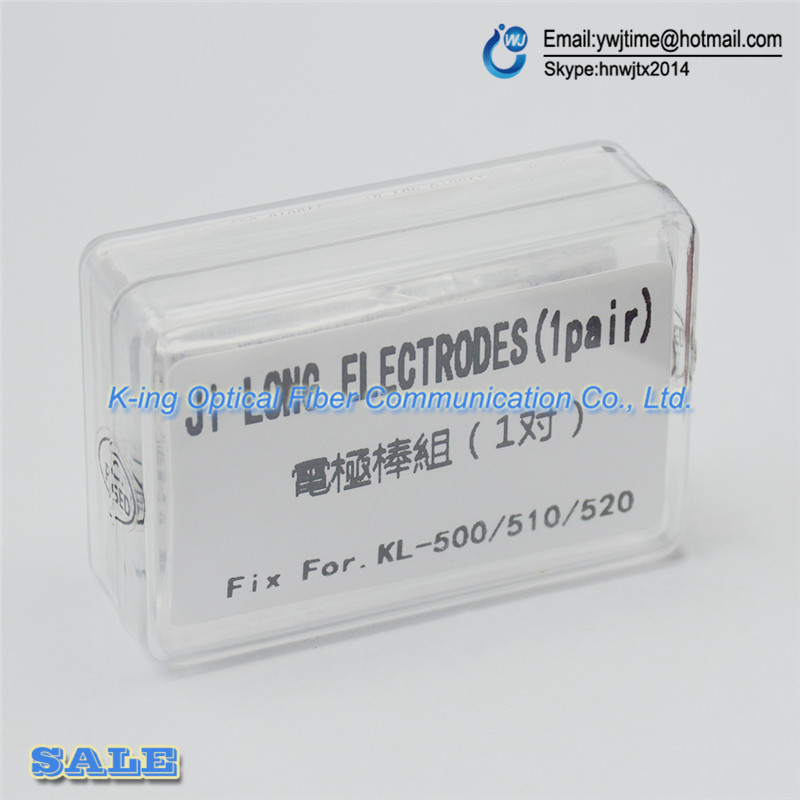 Free shipping NEW Electrodes for Jilong kl-510 kl510 kl-520 kl-500 Fusion Splicer ElectrodesFree shipping NEW Electrodes for Jilong kl-510 kl510 kl-520 kl-500 Fusion Splicer Electrodes