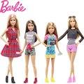 Originais boneca barbie irmãs duas-pack asst dgx43 brinquedo de presente meninas presente de aniversário barbie
