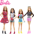 Original Barbie Doll Sisters Two-pack Asst Toy Girls Gift Barbie  Birthday Present DGX43