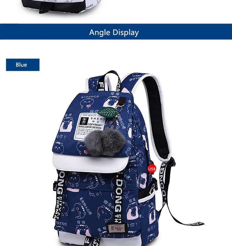 ombro crianças mochilas para meninas