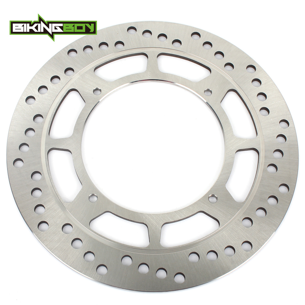 Front Brake Disc Rotor for HONDA CRM 75 R 1995 1996 1997 1998 1999 95 96 97 98 99 MTX 80 RF CR XL XLR 125 RW 200 R RII 1985 front brake disc for honda rs r 125 1991 1992 1993 1994 1995 1996 1997 1998 1999 2000 2001 2005 rs gp 125 brake disk rotor rs125