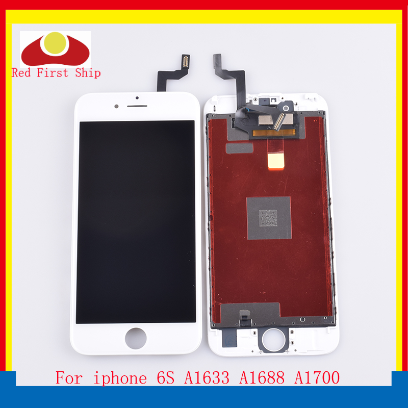 10Pcs lot For iphone 8 7 6 6S Plus LCD Assembly For iphone 5 5S 5C SE Display Touch Screen Digitizer LCD Complete OEM TIANMA in Mobile Phone LCD Screens from Cellphones Telecommunications